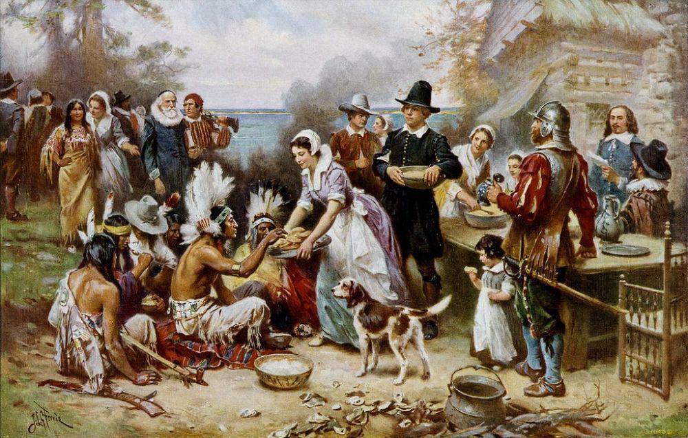 pilgrims-native-american-history-Mayflower-puritan-thanksgiving