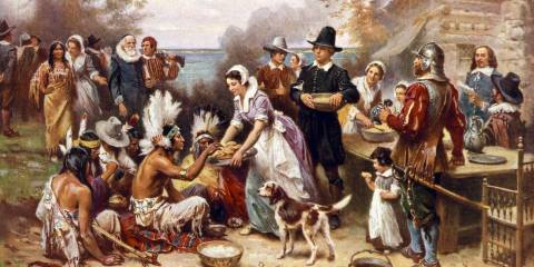native-americans-Thanksgiving-Dark-American-History-Puritans
