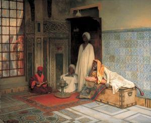 Ottoman-sultan-harem-odalisque-concubine-valide-sultana